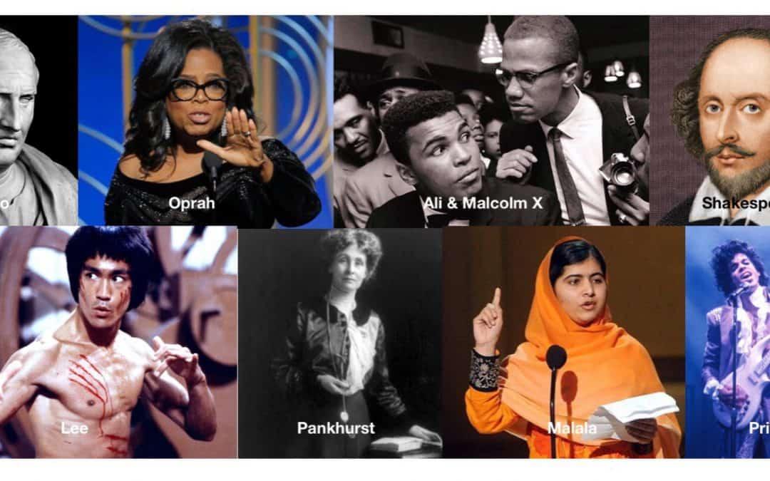 Communicators of the world, Unite!